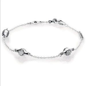 Pandora Love Pods Silver Bracelet